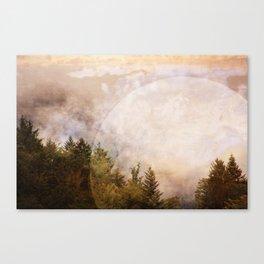 light is everywhere Canvas Print