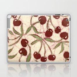 Sweet Cherry Batik Laptop & iPad Skin