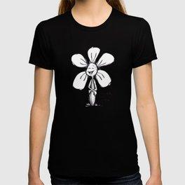 """This Body Feels Like Giggles"" Flowerkid T-shirt"