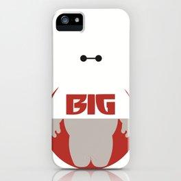 Baymax Big - Big Hero 6 iPhone Case