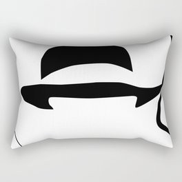 A Hat's Society - Indie Rectangular Pillow
