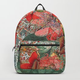 Bulky Lotus Backpack