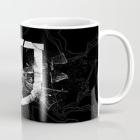 tomb raider Mugs featuring Tomb Raider II. by 187designz