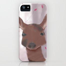 Dream Deer  iPhone Case