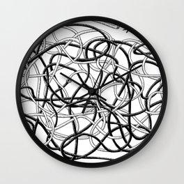Entanglement Wall Clock
