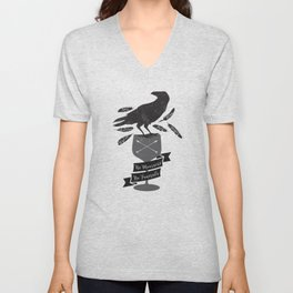 No Mourners, No Funerals - Six of Crows Unisex V-Neck