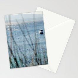 Adriatic sea Stationery Cards