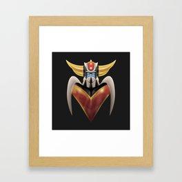 Grendizer 1 Framed Art Print