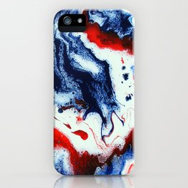 Patriotic 12.2 iPhone Case