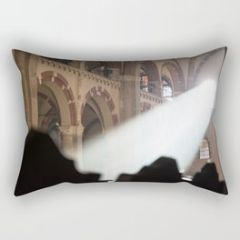 Basilique Saint Ambroise Milan Rectangular Pillow