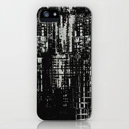 City lights Night iPhone Case