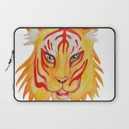 Tiger Face Laptop Sleeve