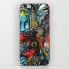 Octo iPhone Skin