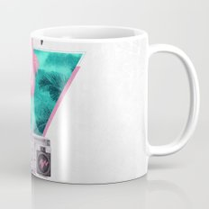 Miami Flamingo Mug
