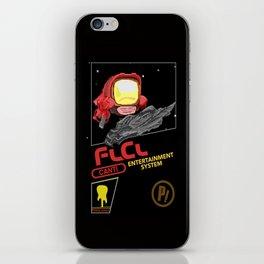 NES FLCL iPhone Skin
