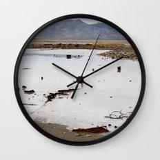Junk at the Great Salt Lake Wall Clock