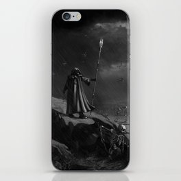 March of the Necromancer iPhone Skin