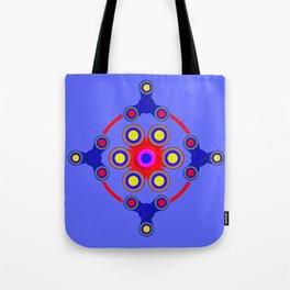 Fidget Spinner Design version 4 Tote Bag