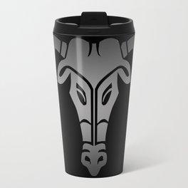 Ancient Greek Minotaur´s Face Travel Mug