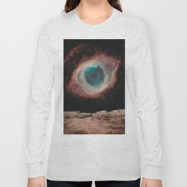 EYE OF SPACE Long Sleeve T-shirt