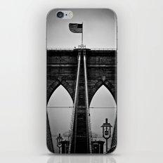 Brooklyn Bridge II iPhone & iPod Skin
