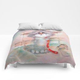 Lucky morning Comforters