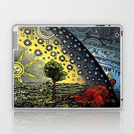 Flammarion Engraving Laptop & iPad Skin