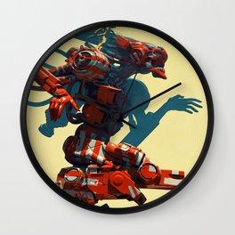 GiantBot#1 Wall Clock