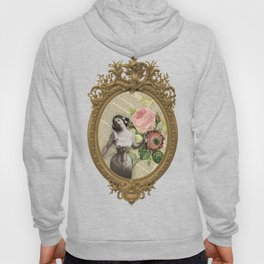 Victorian Frame Hoody