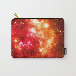 Red Orange Galaxy Nebula Carry-All Pouch