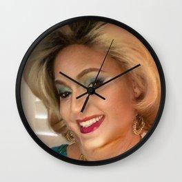 Empress Jaqueline #1 Wall Clock