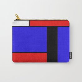 Mondrian #69 Carry-All Pouch
