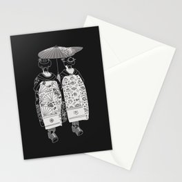 Grace of a Geisha Stationery Cards