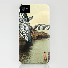 I enjoy your company Slim Case iPhone (4, 4s)