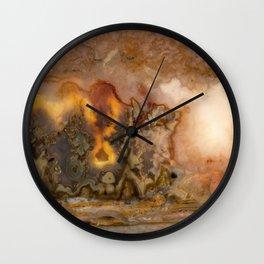 Idaho Gem Stone 29 Wall Clock