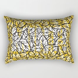 Mint! (Gold) Rectangular Pillow