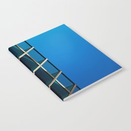 Getty Glass Notebook