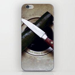 kitchen sink series: three iPhone Skin