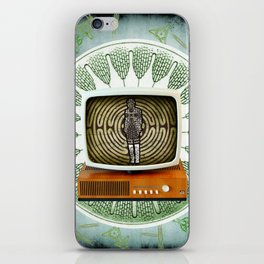 Interior Broadcast iPhone Skin