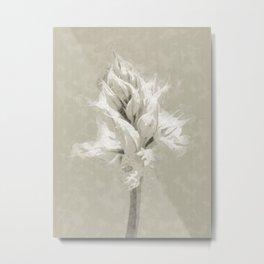 Wild forest flower sketch Metal Print