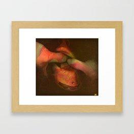 Hinder Framed Art Print
