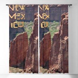 Canyon de Chelly, New Mexio Blackout Curtain