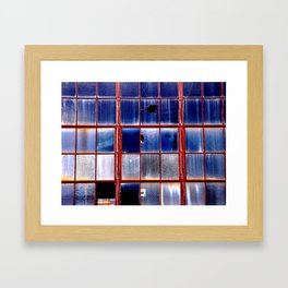 Tulsa Windows Series #1 Framed Art Print