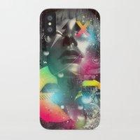 Im electric iPhone X Slim Case