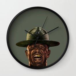 Major Payne Wall Clock