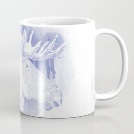 Norwegian moose Coffee Mug