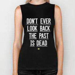 The Past Is Dead Biker Tank