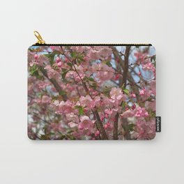Cherry blossom spring Carry-All Pouch