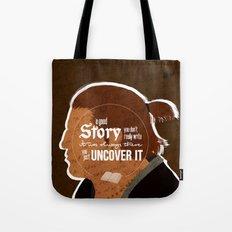 A Good Story Tote Bag