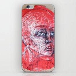 Before me I was... iPhone Skin